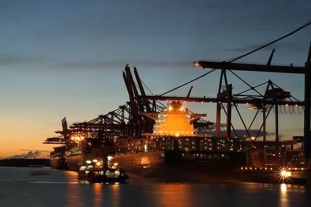 Hafenradar Hamburg