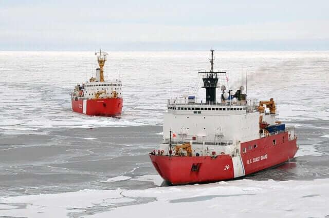 Schiffspositionen