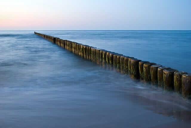 Schiffsradar Ostsee