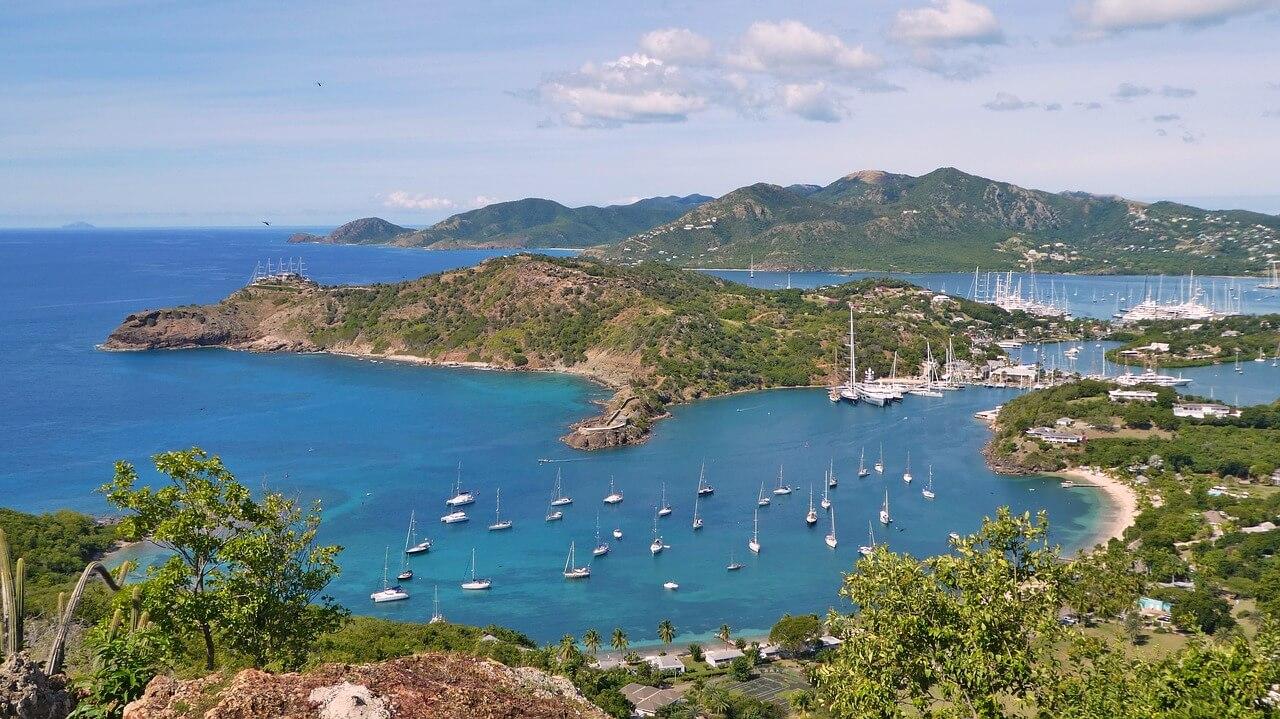 AIDA streicht einzelne Karibikinseln