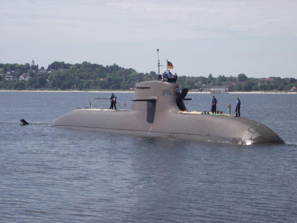 U-Boot U 31
