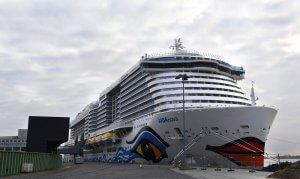 Read more about the article Meyer-Werft übergibt AIDAnova an AIDA Cruises