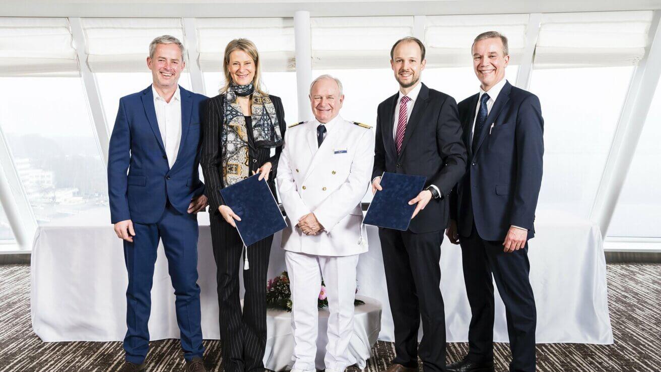 Read more about the article TUI Cruises übernimmt neue Mein Schiff 2 früher als geplant
