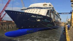 Read more about the article TUI Mein Schiff 1 kaputt – Schiff muss in die Werft