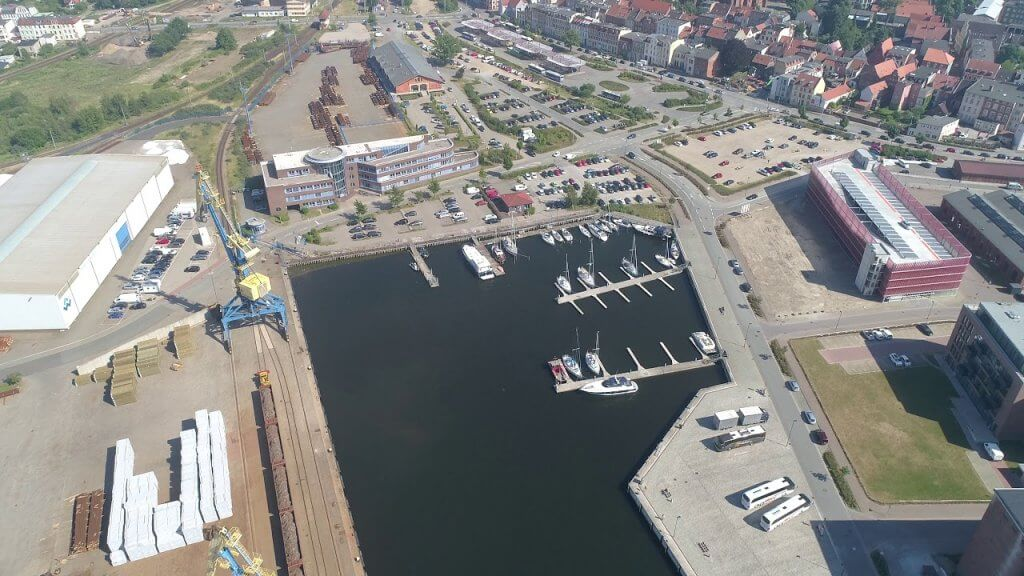 Hafenradar Rostock
