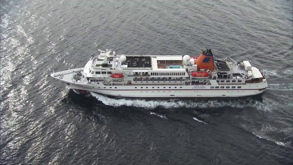 MS Bremen