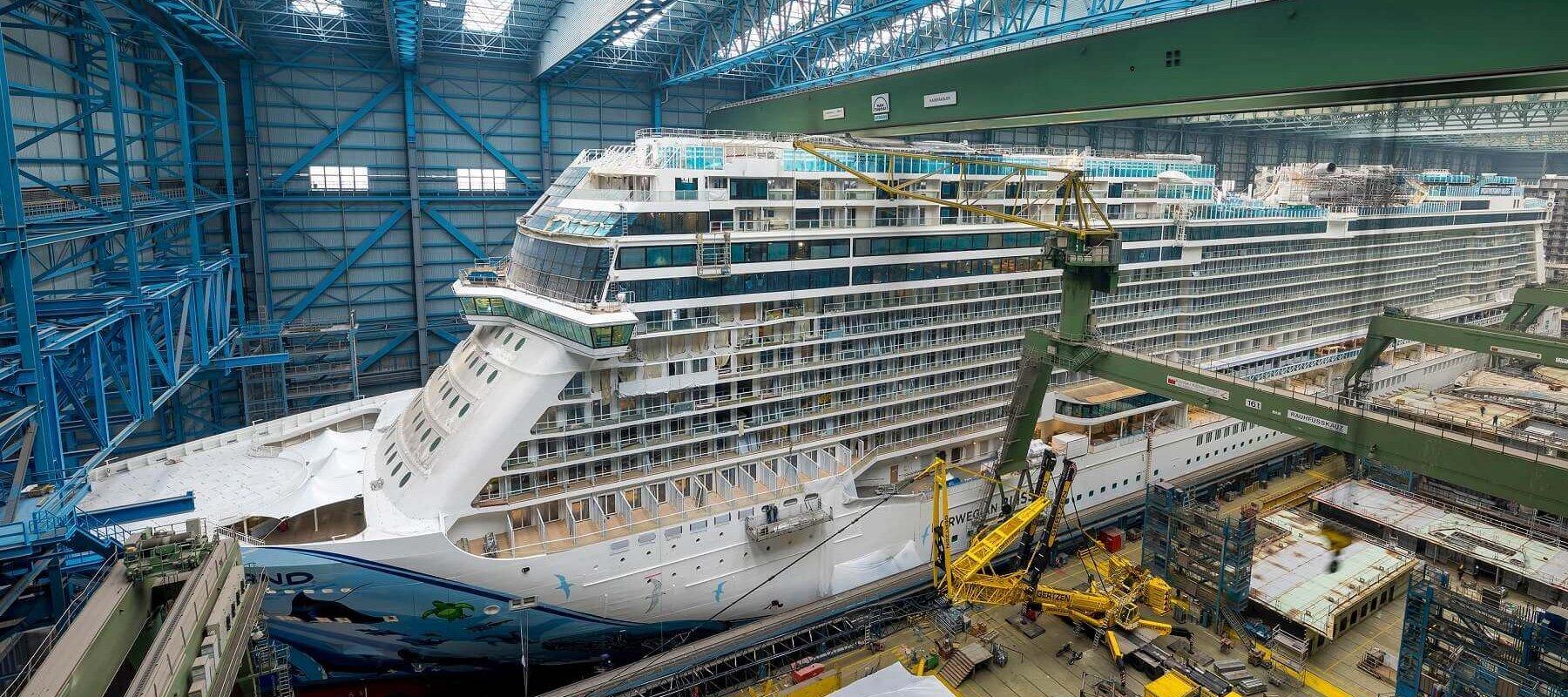 Meyer Werft Norwegian Bliss
